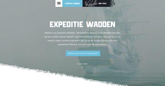 Expeditie Wadden